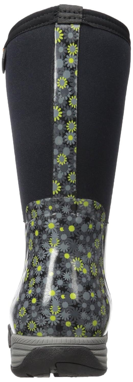 Bogs Women's Daisy Multiflower Work Boot B01N25NPCE 7 B(M) US|Black/Multi