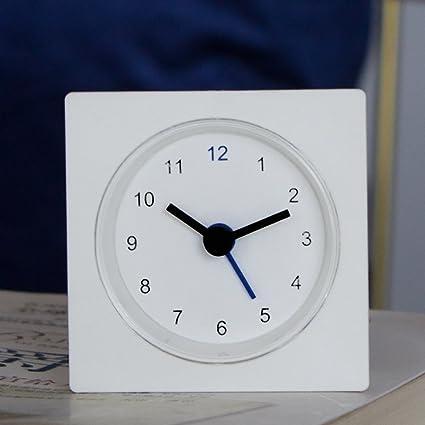Ho Clock Despertador - Reloj De La Personalidad 3 Mute Reloj ...