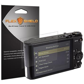 amazon com sony cybershot dsc w300 screen protector 5 pack flex rh amazon com DSC- TX10 Charger sony cyber-shot dsc-wx300 user manual