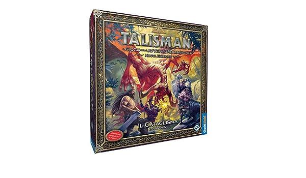 Giochi Uniti gu514 – Juegos Talisman Color el cataclisma: Amazon ...