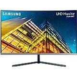 """Samsung LU32R590CWEXXY 32"""" 4K UHD Curved Monitor"""