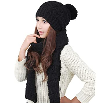 Womens Hat and Scarf Sets  d3c5c6a0f58