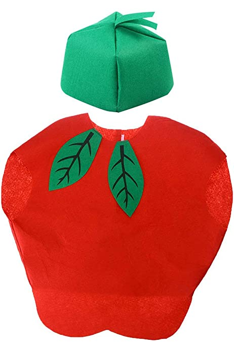 Matissa Kids Fruits Vegetables Nature costumes Suits outfits Fancy Dress Party