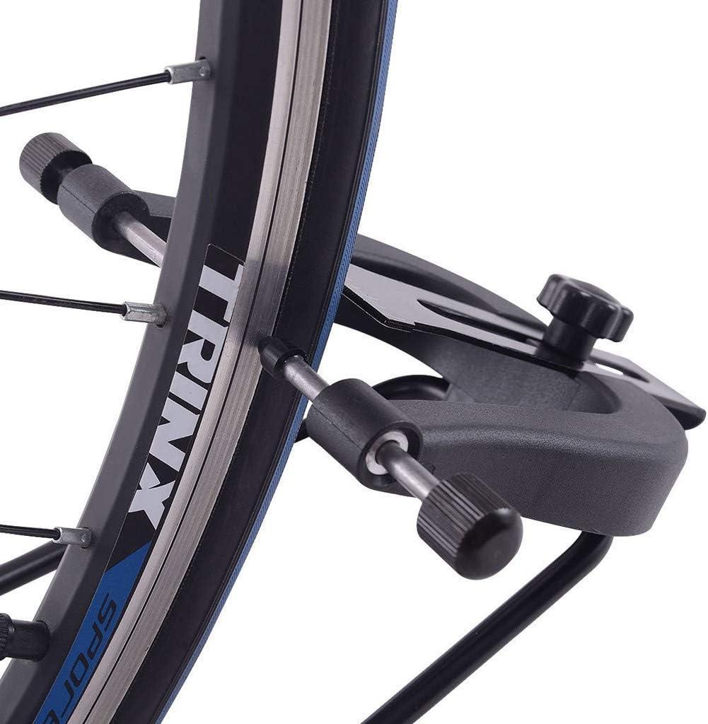 "29/"" 700C Bike Wheel Truing Stand Bicycle Wheel Maintenance MTB Rack For 16/"""