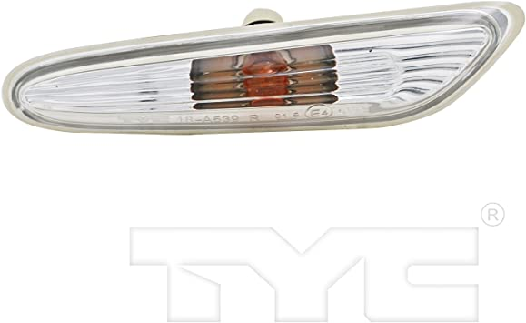 TYC 18-0539-00-1 Replacement Right Side Marker for BMW