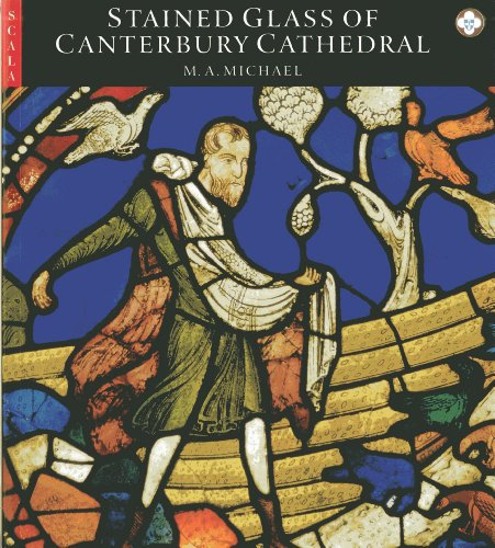 (Stained Glass of Canterbury Cathedral)