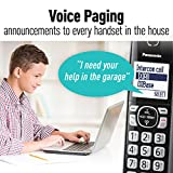 PANASONIC Cordless Phone System with Answering