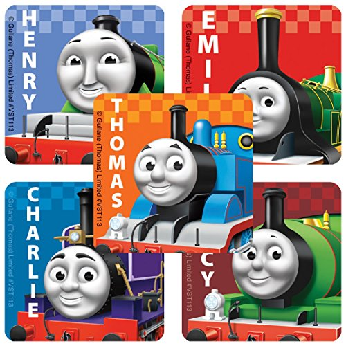 Thomas The Train ValueStickers - Prizes 250 per Pack ()