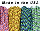 BoredParacord Brand 550 lb Paracord - 100 ft. - Over 300...