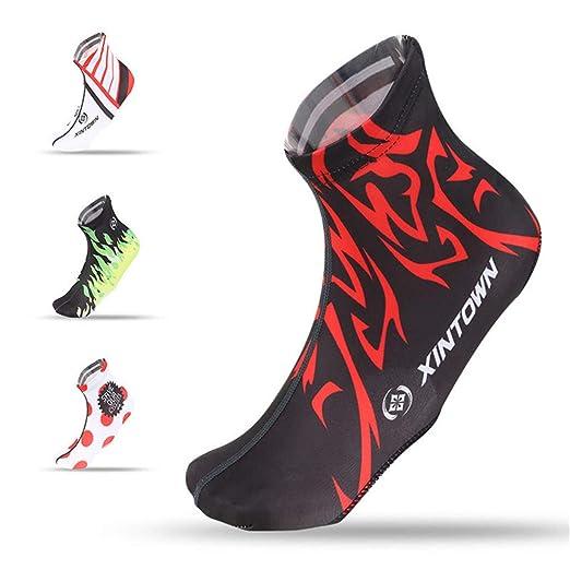 Cubiertas de zapatos de ciclismo unisex Cubierta de calzado para ...