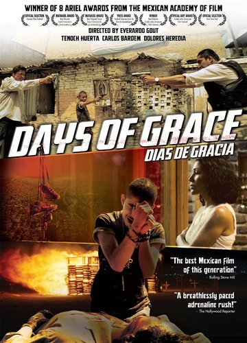 Days of Grace [Blu-ray]