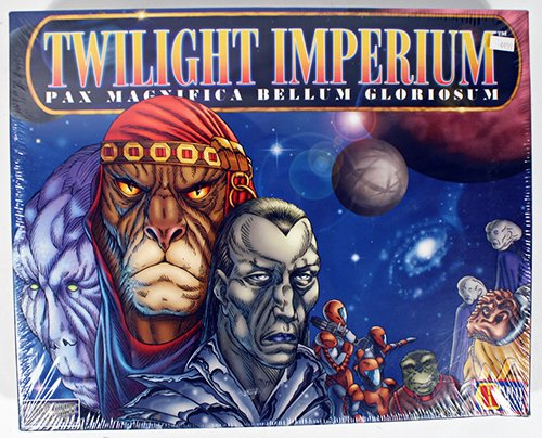 Twilight Imperium 1st Edition