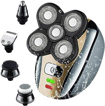 Señor afeitadora batería de red afeitadora seco y húmedo – nneu OVP: Amazon.es: Salud y cuidado personal