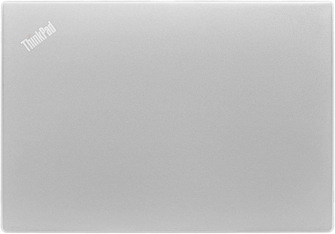 "mCover Hard Shell Case for 2020 14"" Lenovo ThinkPad T490s (Slim) Laptop Computer - LEN-T490s Clear"