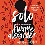 Solo | Kwame Alexander,Mary Rand Hess
