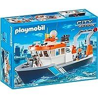 PLAYMOBIL 9148 Barco remolcador