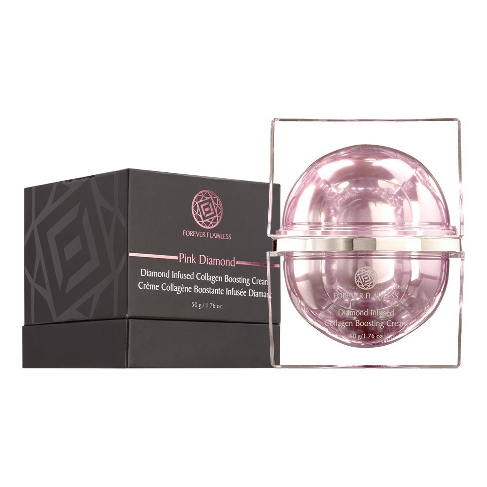 CDM product Forever Flawless Diamond Infused Collagen Boosting Cream big image