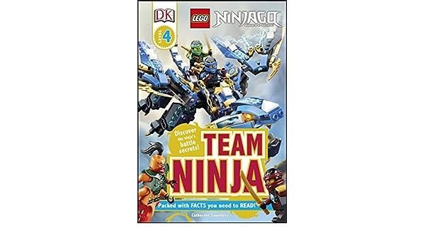LEGO® Ninjago Team Ninja (DK Readers Level 4) (English ...