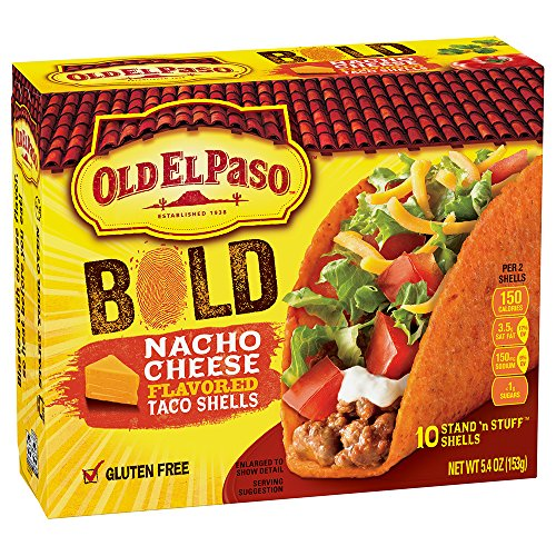 old-el-paso-stand-n-stuff-nacho-cheese-flavored-taco-shells-54-ounce-pack-of-6