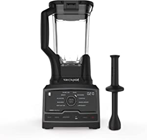 Ninja Chef High-Speed Blender 1500 watts - Black (CT800) (Renewed)