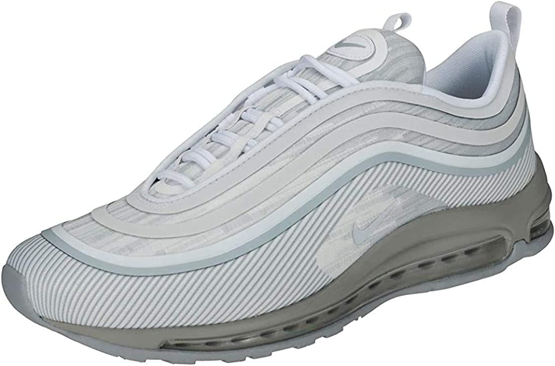 Nike Men's Competition Running Shoes Multicolour Pure Platinum Pure Platinum White 008