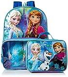 Best Frozen Backpacks - Disney Girls' Frozen Backpack with Lunch Window Pocket Review