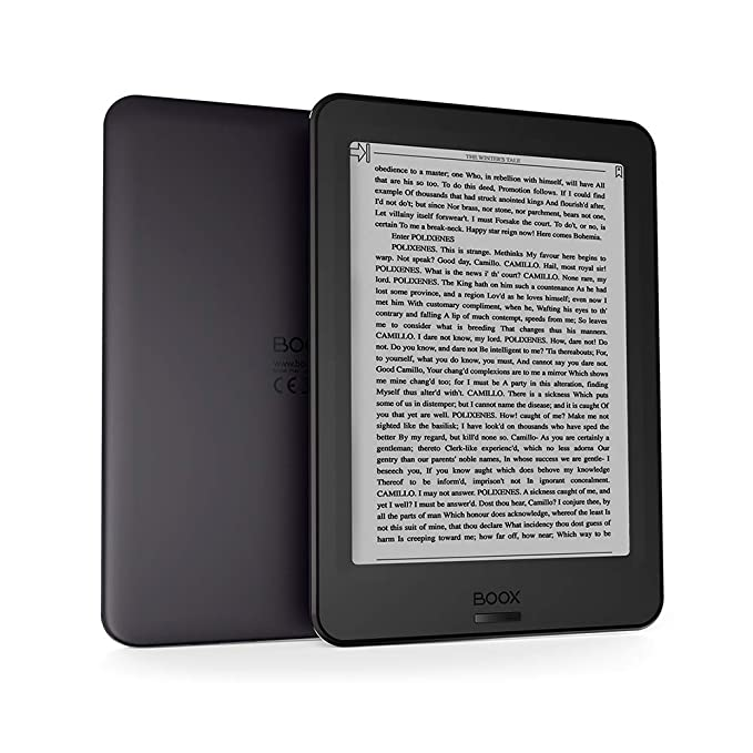 Onyx Boox Poke eBook Reader E-ink Flexible tou-ch carta pantalla e ...
