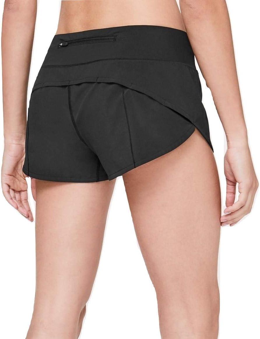 Amazon Com Lululemon Run Speed Up Short Clothing