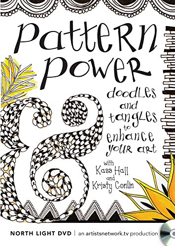 Pattern Power Doodles and Tangles to Enhance Your Art