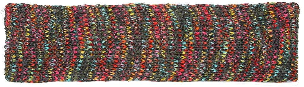 écharpe femme tube loop pour l hiver multicolore noir grosse maille   Amazon.fr  Vêtements et accessoires 713023ac20a