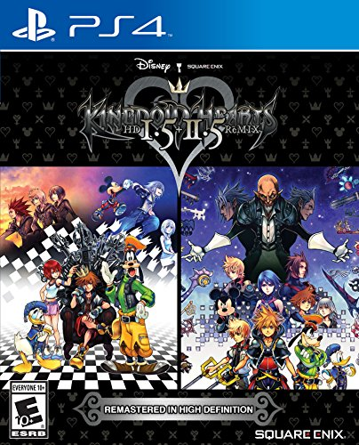 Kingdom Hearts HD 1.5 + 2.5 ReMIX - PlayStation - Mall Square The One