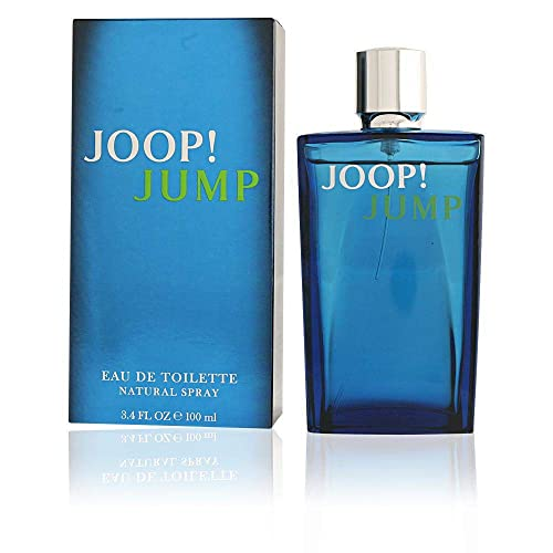 Joop Jump Eau De Toilette for Men, 100 ml