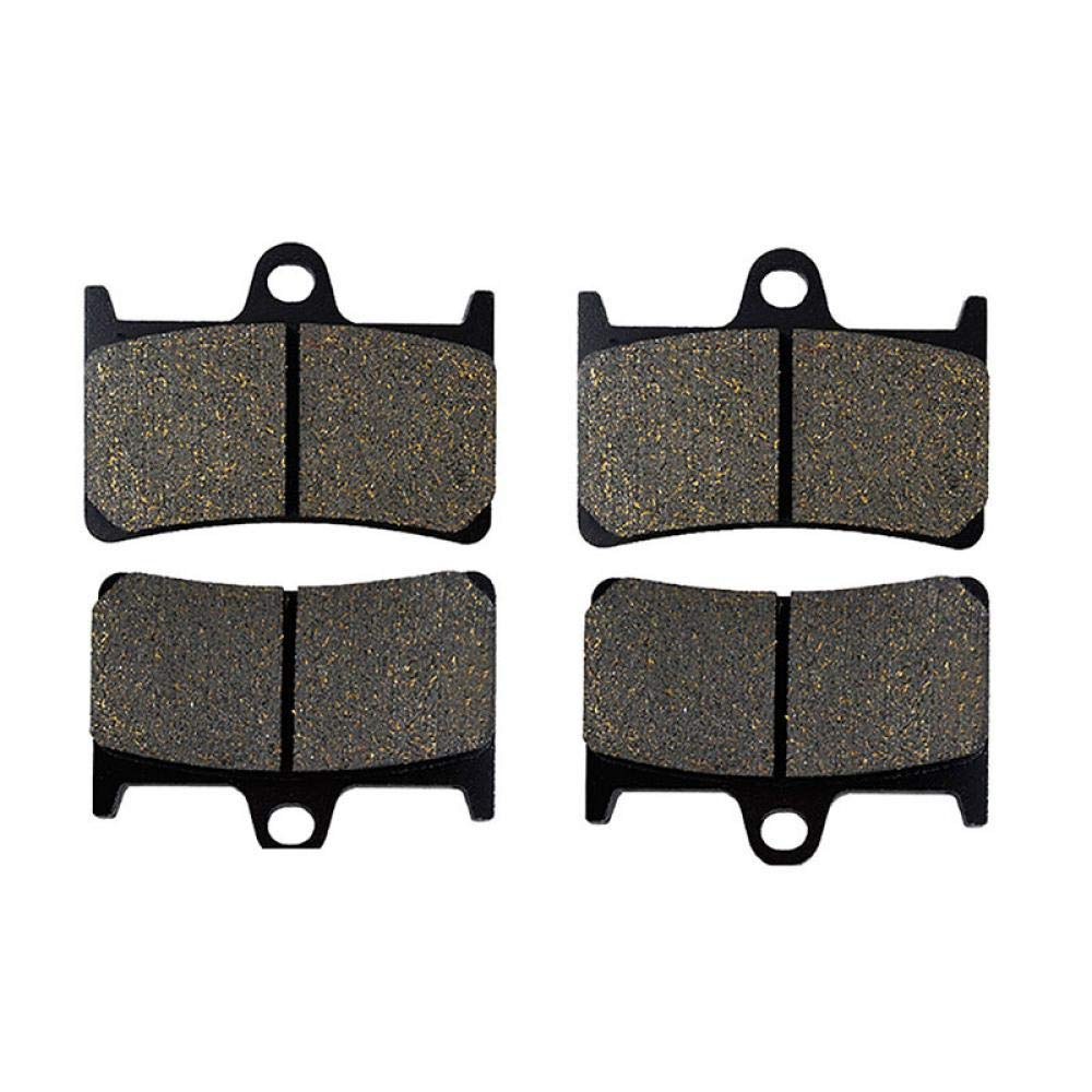 EBC HH Front Brake Pads For Yamaha 1989 TZR250 Reverse Cylinder 3MA FA252HH Brake Pads