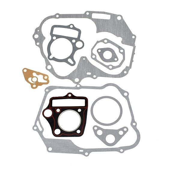 Amazon Com Hiaors Engine Head Cylinder Intake Gasket Set For 110cc