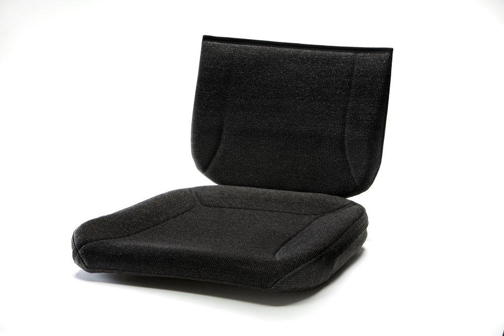 Oregon Aero® Standard 1'' SoftSeat® Posture Seat Cushion (Black)