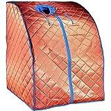 Durherm Infrared Sauna, Low EMF Negative Ion