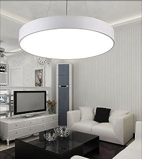 Modern Stil Einfache Eisen Pendelleuchte Kreative Runde Stylische  Hängelampe Passend Küchen Schlafzimmer Esszimmer Restaurant Hote Cafe