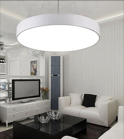 Sencillo Moderno Hierro Lámpara de techo Colgante Creativa ...