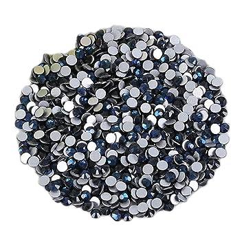 Caolator1440 Pcs Pegatinas De Uñas Diamantes Piedras
