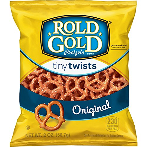 (Rold Gold Tiny Twists Pretzels, 2 oz (Pack of 64))