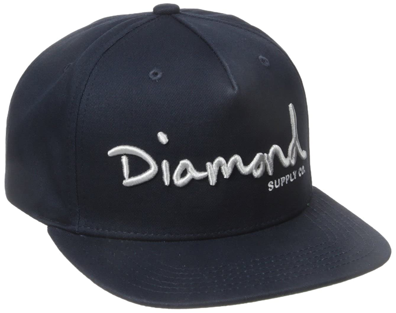 Amazon.com  Diamond Supply Co. Men s Og Script Snapback ca9333545962