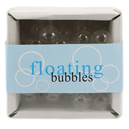 floating bubbles