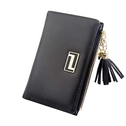 e2f80ea6d4a2 Amazon.com : Multiple Options Small Wallets Women's Genuine Leather ...