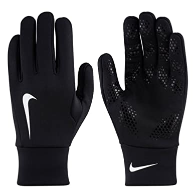 Nike Hyperwarm Field Player Football Gloves - Black