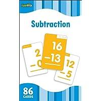 Subtraction (Flash Kids Flash Cards)