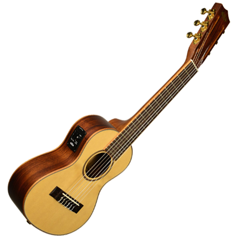 kala ka gl koa e guitarlele satin spolid spruce koa 6