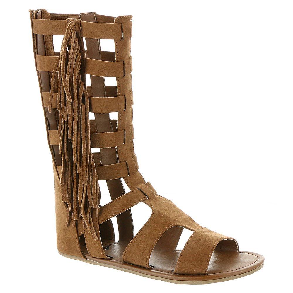 cfb25291a595 ... Amazon com MIA Girl s Zola Fashion Cognac Gladiator Sandals Shoes