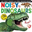 Noisy Dinosaurs (My First Touch and Feel Sound Book)