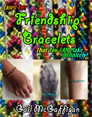 Easiest-Ever Friendship Bracelets That You Can -