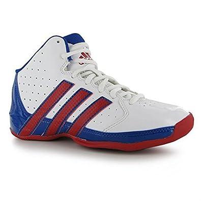 adidas Kids Ris'Up 2 NBA Basketball Junior Chaussures de